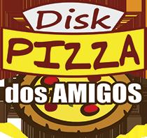 Disk Pizza dos Amigos